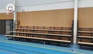 Sports Hall, Les Epesses
