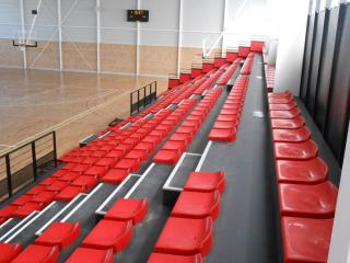Sport Center, Sallertaine