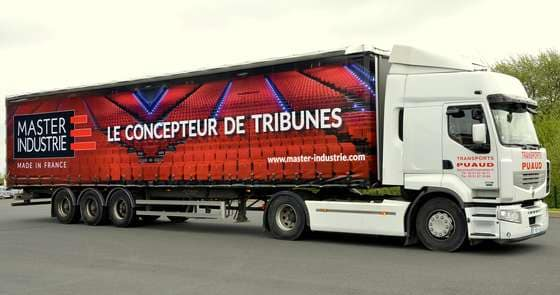 Master Industrie Lorry