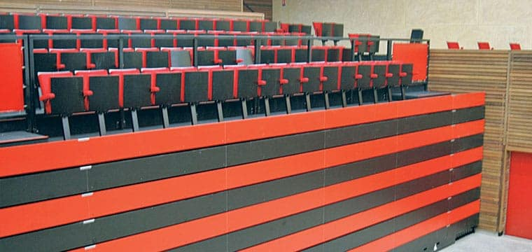 Retractable Seating - Starting From Scratch