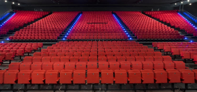 Case Study: Telescopic Seating Reinforces A Venue's Success!