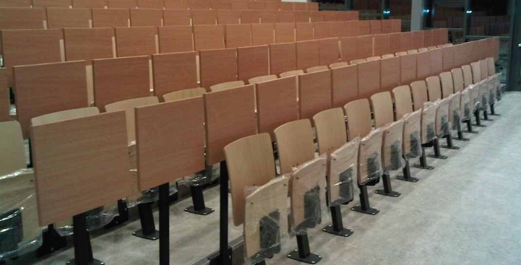 Seating Systems And The Flexible Learning Environment