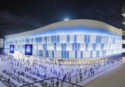 U Arena and Master Industrie : a large-scale project