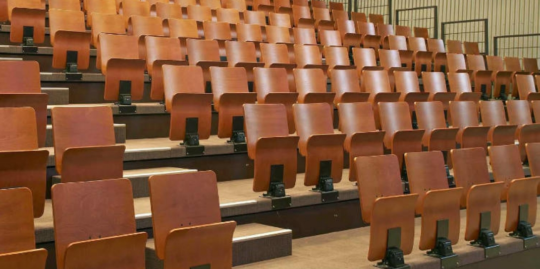 Lecture Hall Seating Is Growing Up For Schools, Universities And Colleges