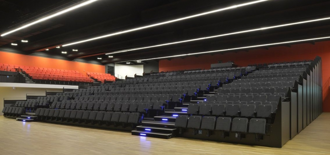How High Quality (Yet Affordable) Auditorium Seating Can Maximise Your Building's Performance